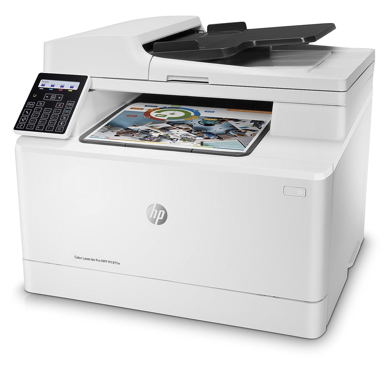 HP Color Laserjet Pro MFP M181fw - Impresora láser multifunción ...