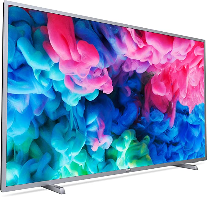 Philips 65PUS6523/12 - Smart TV 4K (3840 x 2160 Pixeles, 4K Ultra HD, LED, Smart TV, WiFi, Plata): Amazon.es: Electrónica