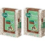 carefresh Complete aeFOT Pet Bedding, 60 L (2 Pack)