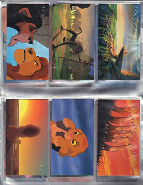 Disney/'s The Lion King Trading Cards Series II SkyBox Various
