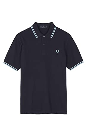 cf8c22786 Amazon.com  Fred Perry Made in England Twin Tipped Polo Shirt