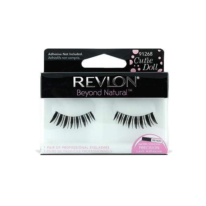 Revlon Beyond Natural Lashes Cutie Doll Amazon Beauty
