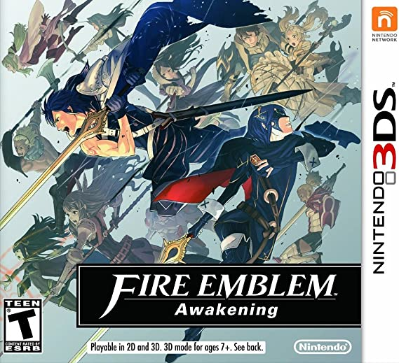 Nintendo Fire Emblem Awakening - Juego (Nintendo 3DS, Acción / Aventura, T (Teen)): Amazon.es: Videojuegos