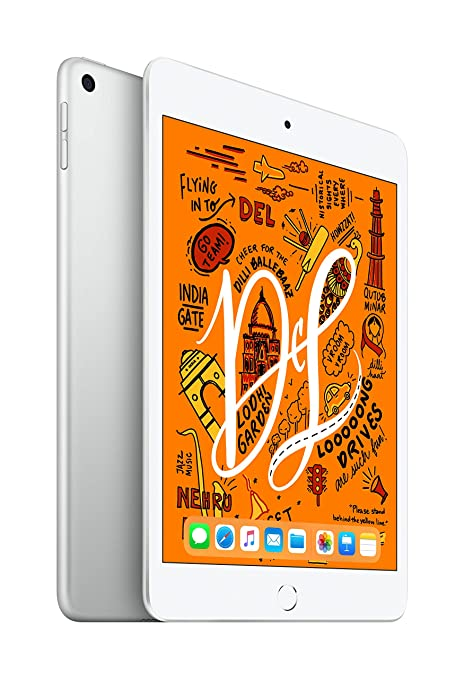 Apple iPad Mini  Wi Fi, 64 GB    Silver