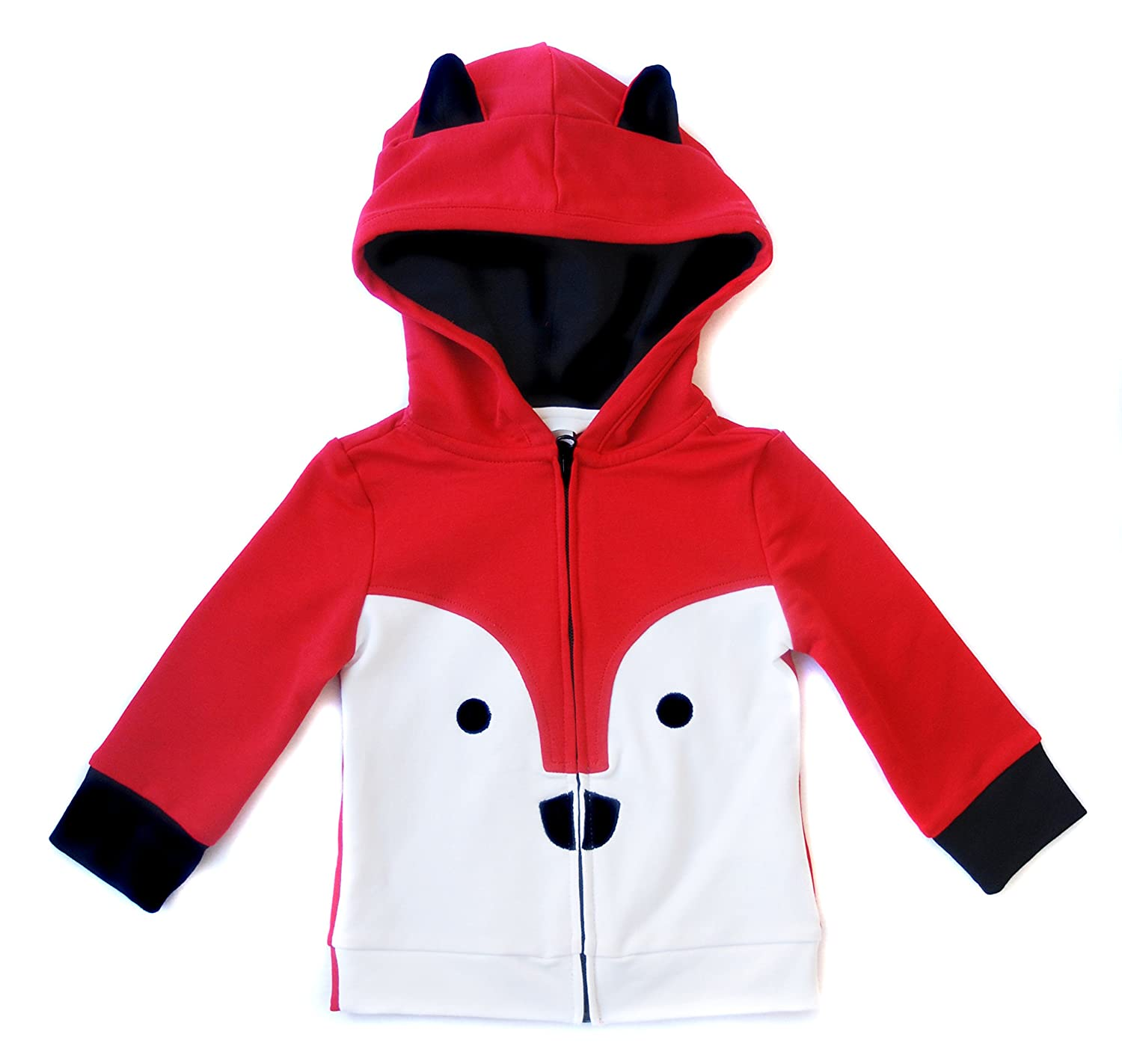Mini Jiji Stretch Hoodie//Jacket for Baby Infant Toddler Kids