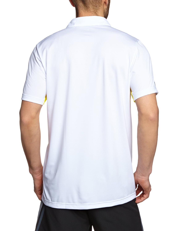 adidas - Camiseta de pádel para hombre, tamaño XXL, color blanco ...