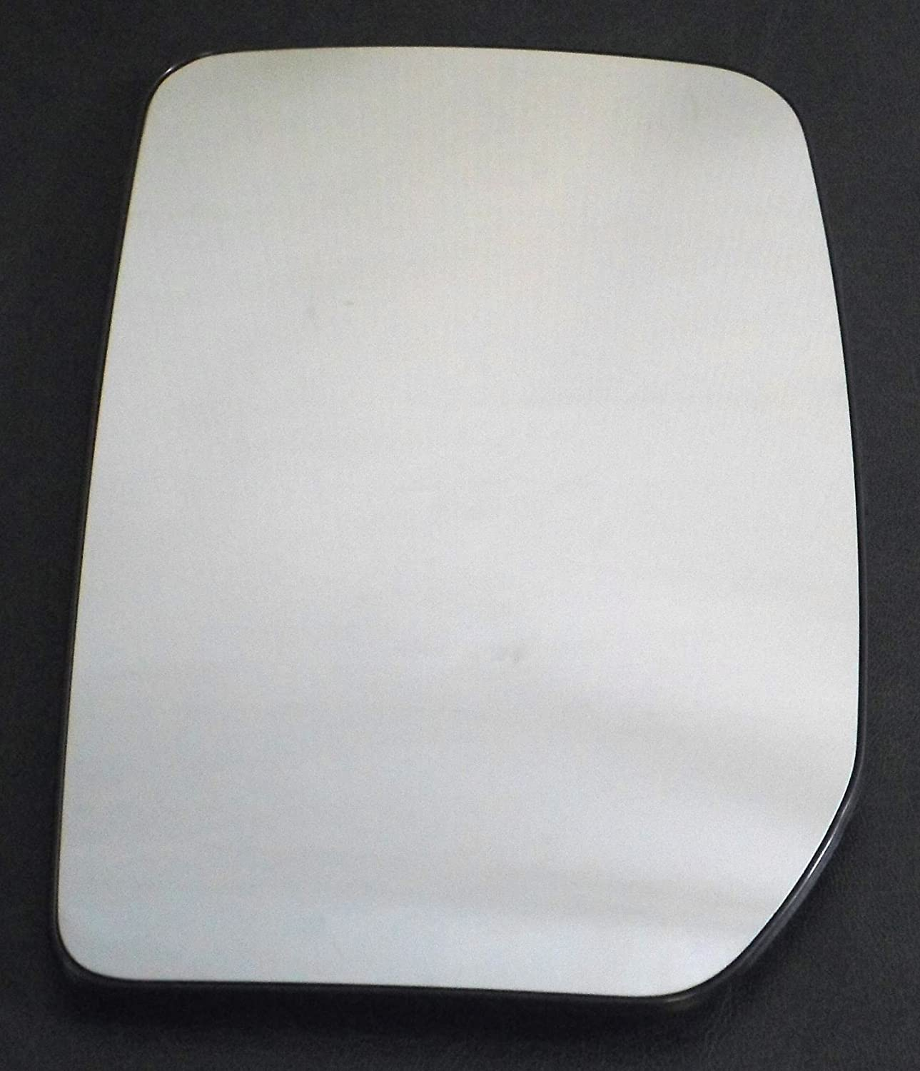 Brand New Aftermarket Replacement Convex Heated Wing Door Mirror Glass Passenger Side Left Hand