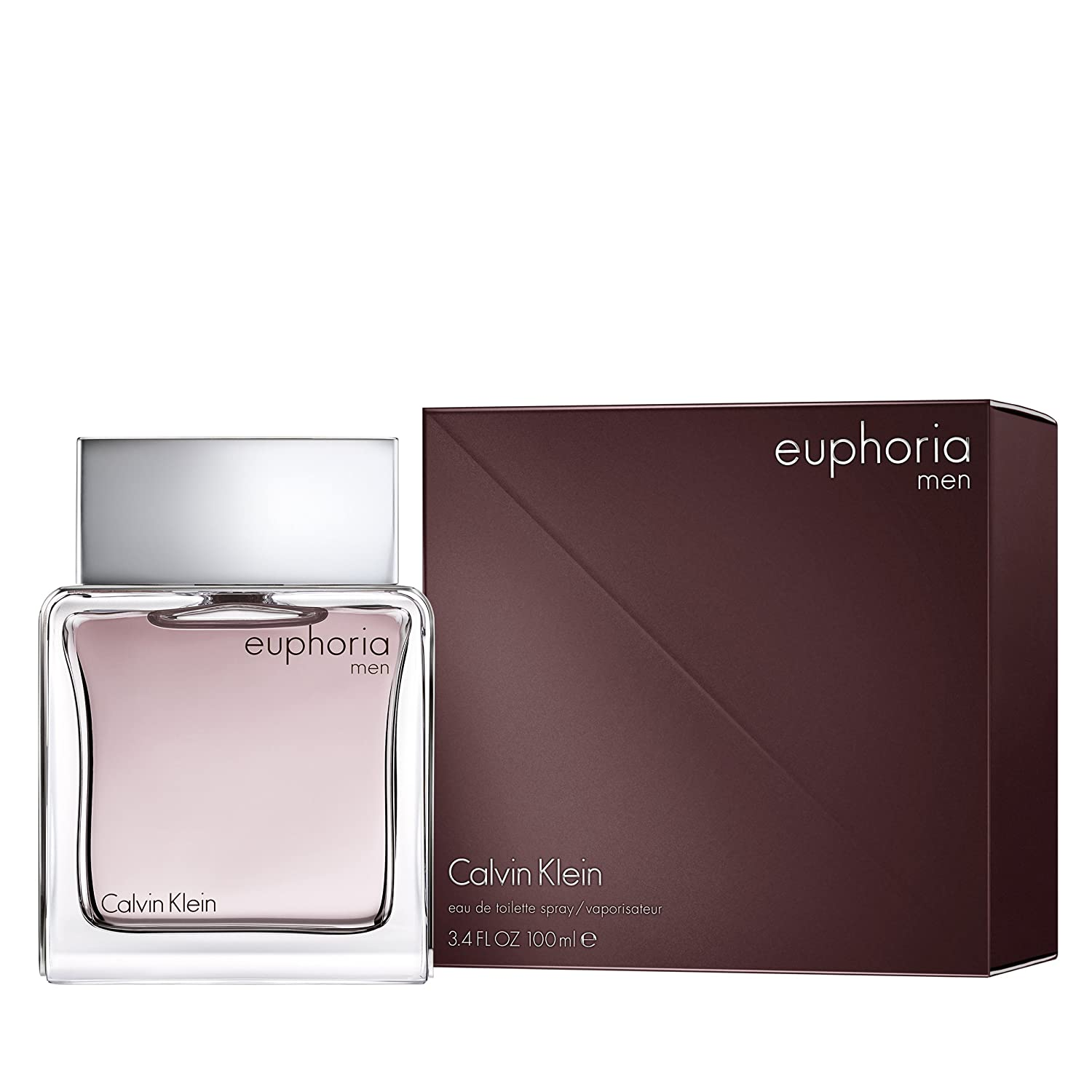 For Calvin Men Oz De Euphoria Klein 4 Toilette3 Fl Eau thdrsCQ