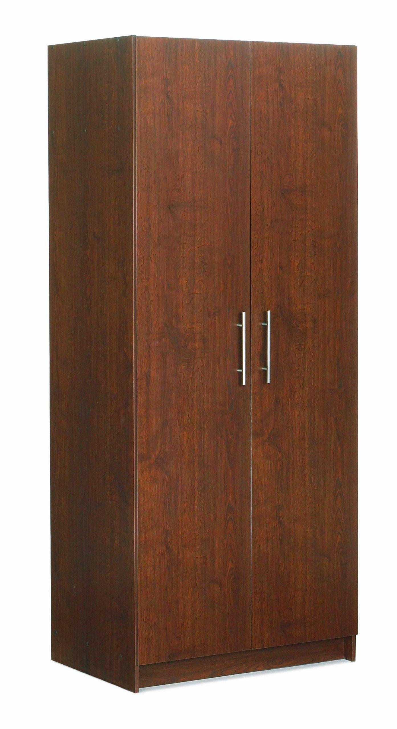 akadaHOME ST106179J 2 Door Wardrobe