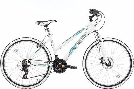 Bikesport Aura Bicicleta para Mujer, Rueda: 26 Pulgadas para Mujer ...