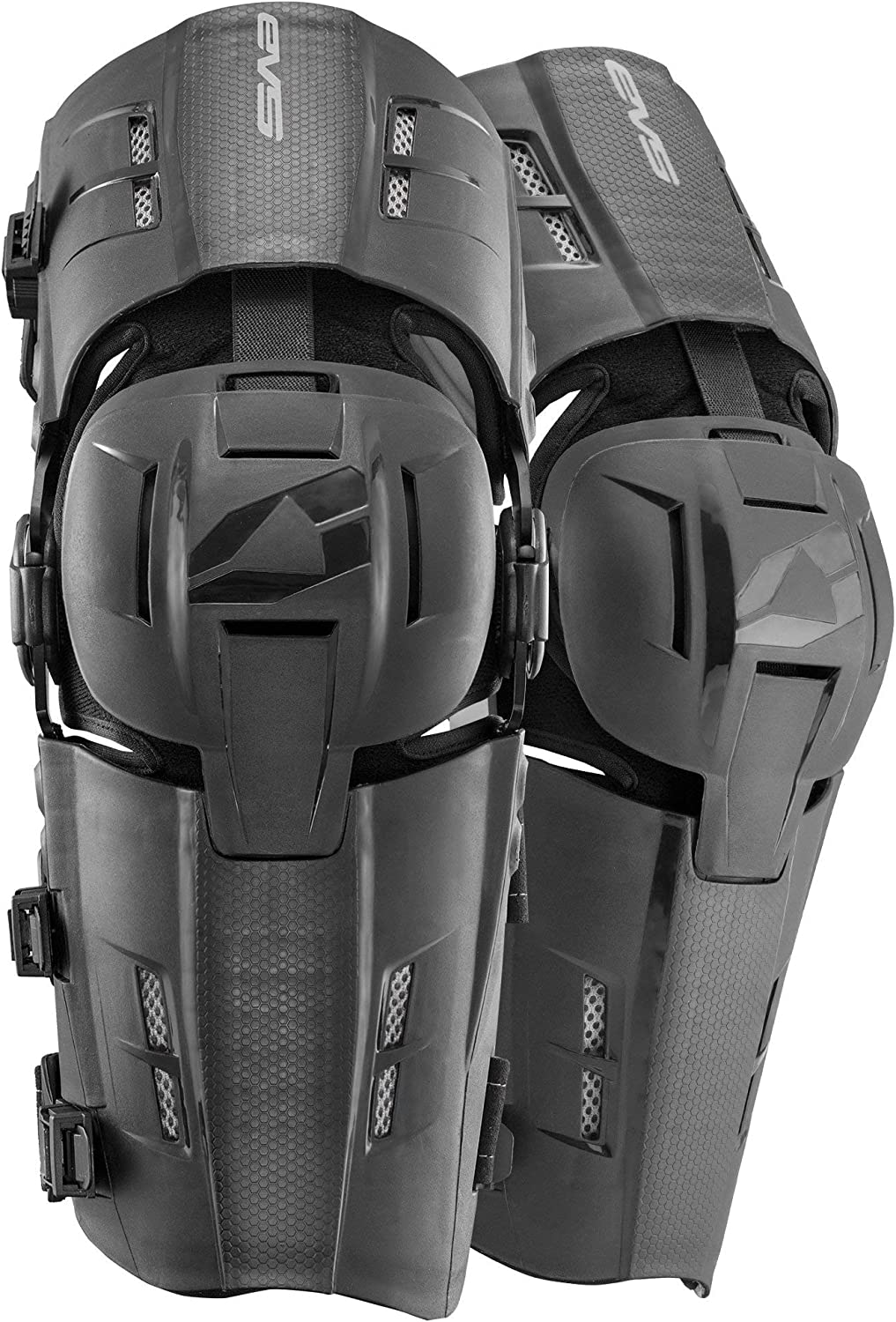 Black, Large EVS SX02 Knee Brace