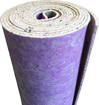 12mm Thick Pu Carpet Underlay 15 Square Meter Rolls Uk Manufactured Quality Feel Hard Wearing Amazon Co Uk Diy Tools