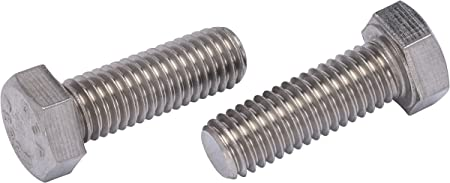 "10 pk. 1//2/""-13 x 1-3//4/"" Plain 304 Stainless Steel Fully Threaded Studs"