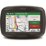 Garmin ZUMO 345LM 4.3 inch Motorbike Satellite Navigation with UK, Ireland and Western Europe Maps, Free Lifetime Map Updates and Bluetooth