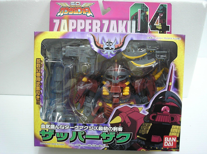 SD-04 FLEXTION Zappazaku (Japn importacin / El paquete y el manual estn escritos en japons)