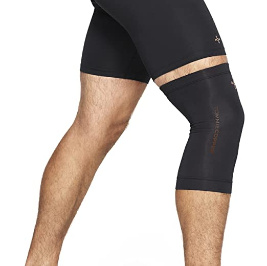 d1ba2e3fb7 Amazon.com: Tommie Copper Unisex Core Compression Knee Sleeve: Clothing