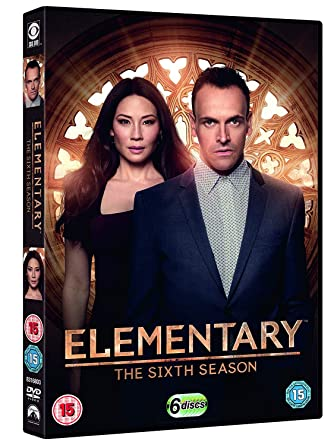 Elementary - Season 6 [DVD] [2018]: Amazon co uk: DVD & Blu-ray