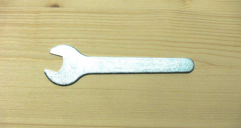 11 8 Maulschl/üssel 10 12 19mm 13 SW 19-3x146 17 7 ARNDT Flacher Einmaulschl/üssel SW 6 Stahl verzinkt 14