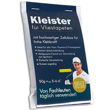 Top Tapetenkleister Profi Vlies Kleister Fototapete Tapete 200g (ca @KD_78
