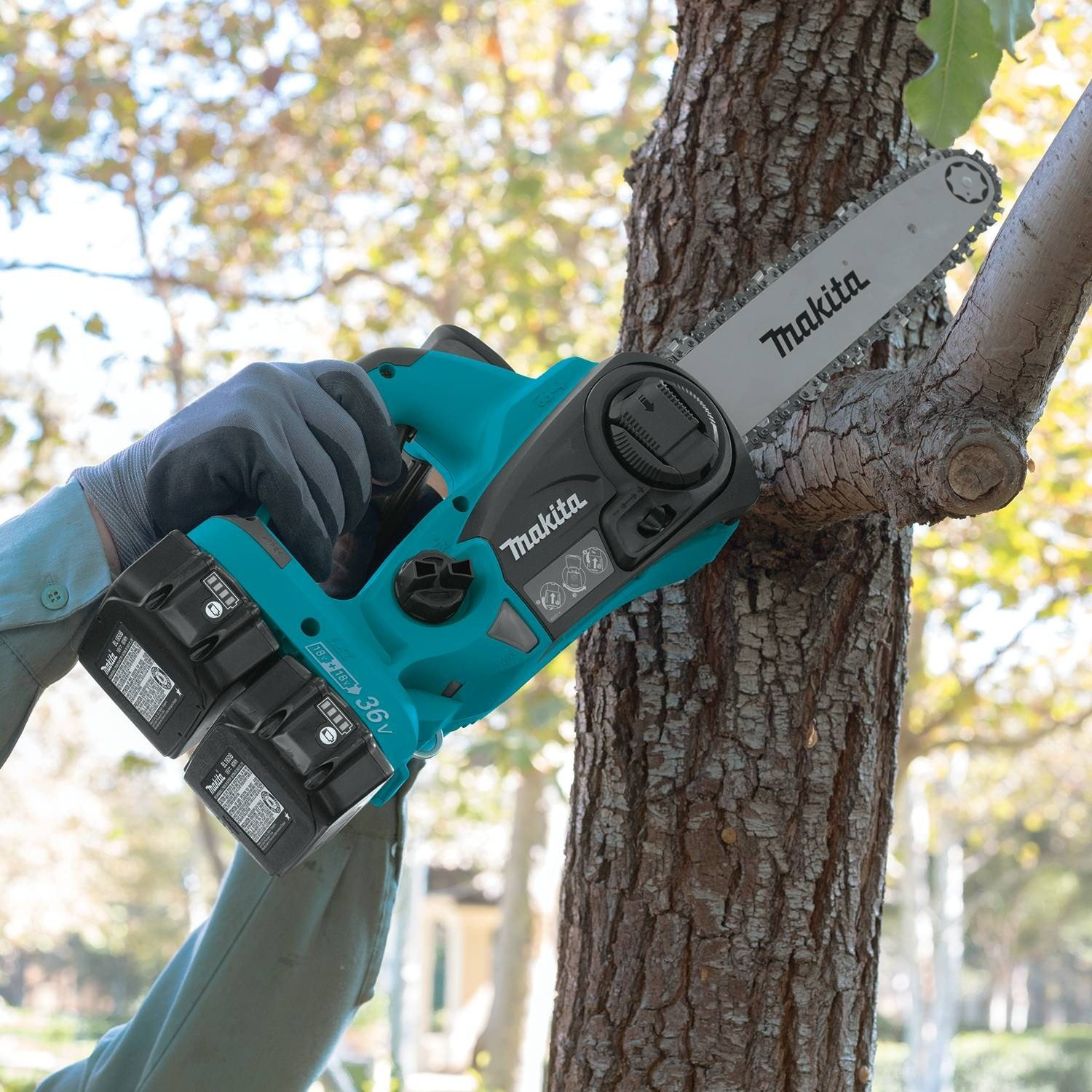 Makita XCU02PT1 Chainsaws product image 6
