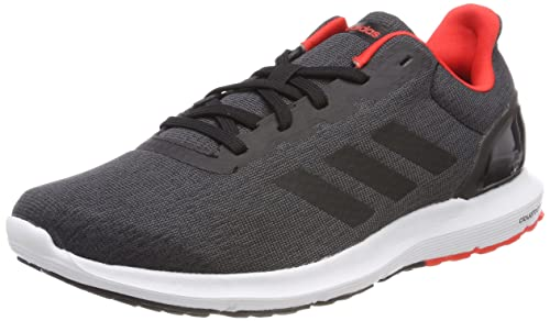 21fd2d2b adidas Men's Cosmic 2 Running Shoes, Core Black/Carbon, 7.5 UK 41 1