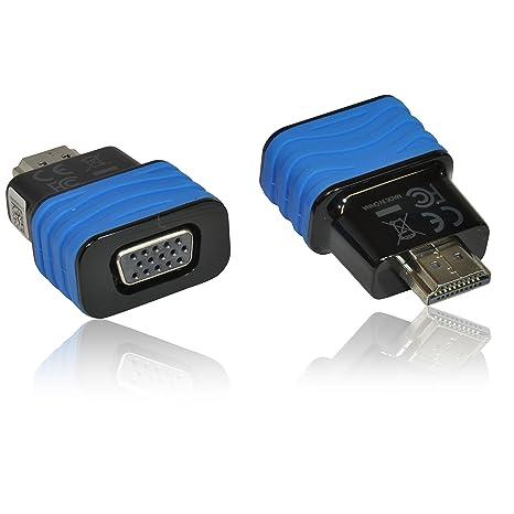CDL Micro HDMI a SVGA/VGA Cable Convertidor Adaptador para ...