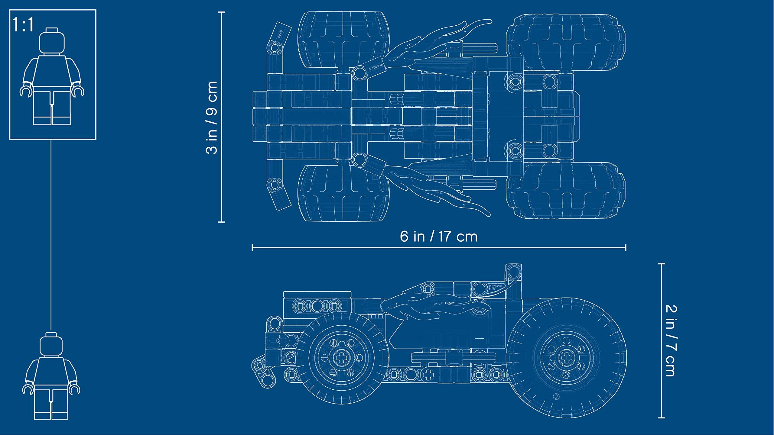Amazon in: LEGO: LEGO Technic