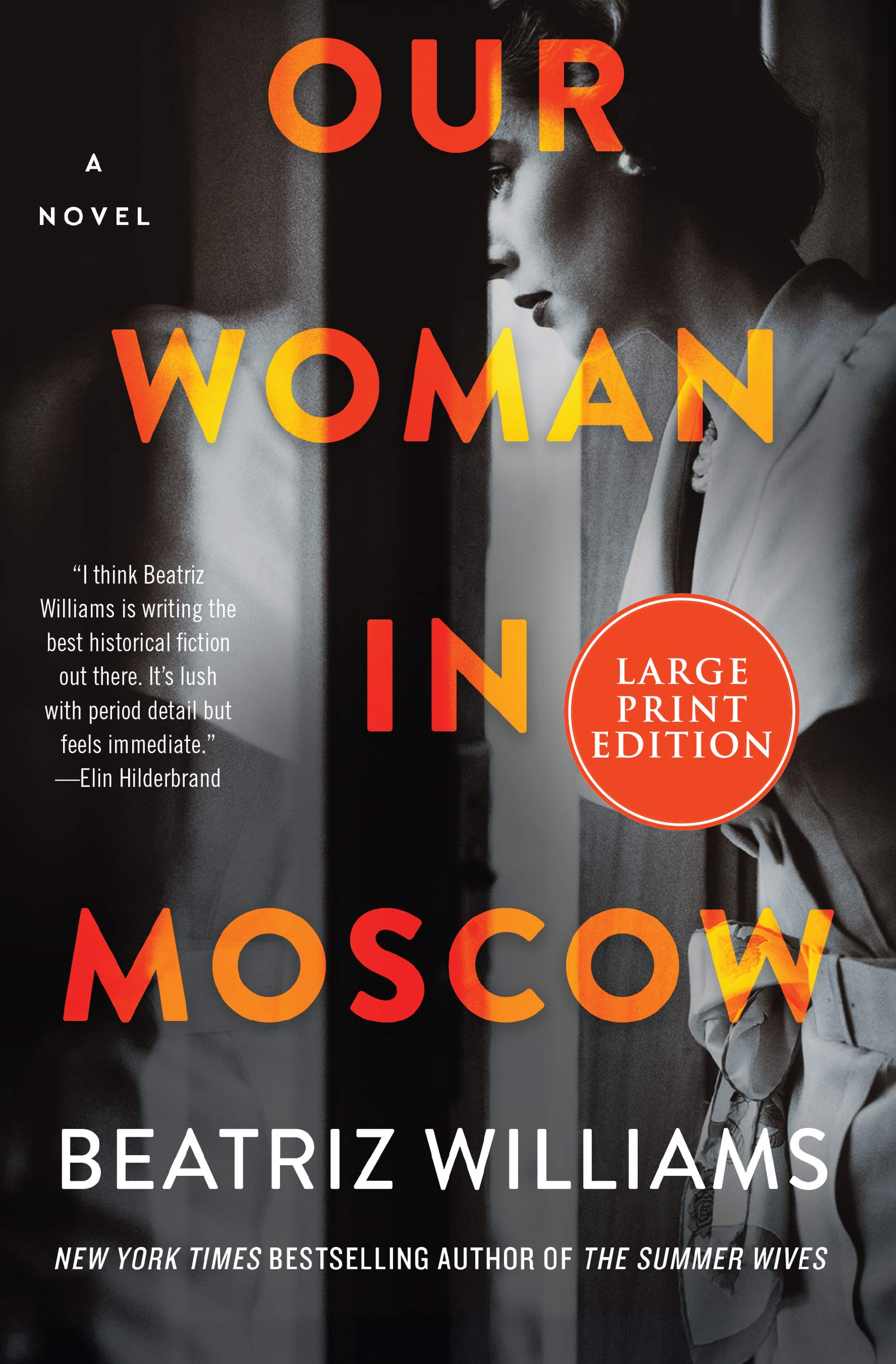 Amazon.com: Our Woman in Moscow: A Novel (9780063090231): Williams,  Beatriz: Books