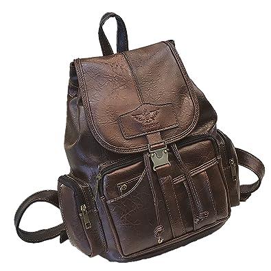b51ce37bc82ba MATAGA mode rucksack für frauen mädchen meine umhängetasche rucksack pu leder  rucksack JH-132 (