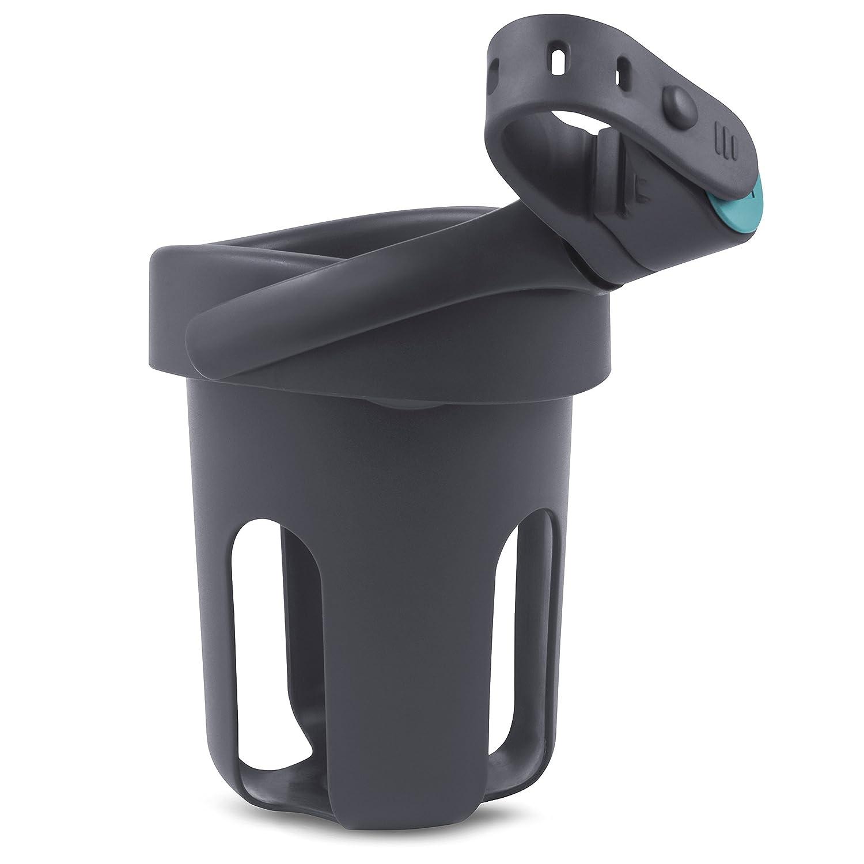 Munchkin BRICA Drink Pod Stroller Drink Holder, Grey 64009