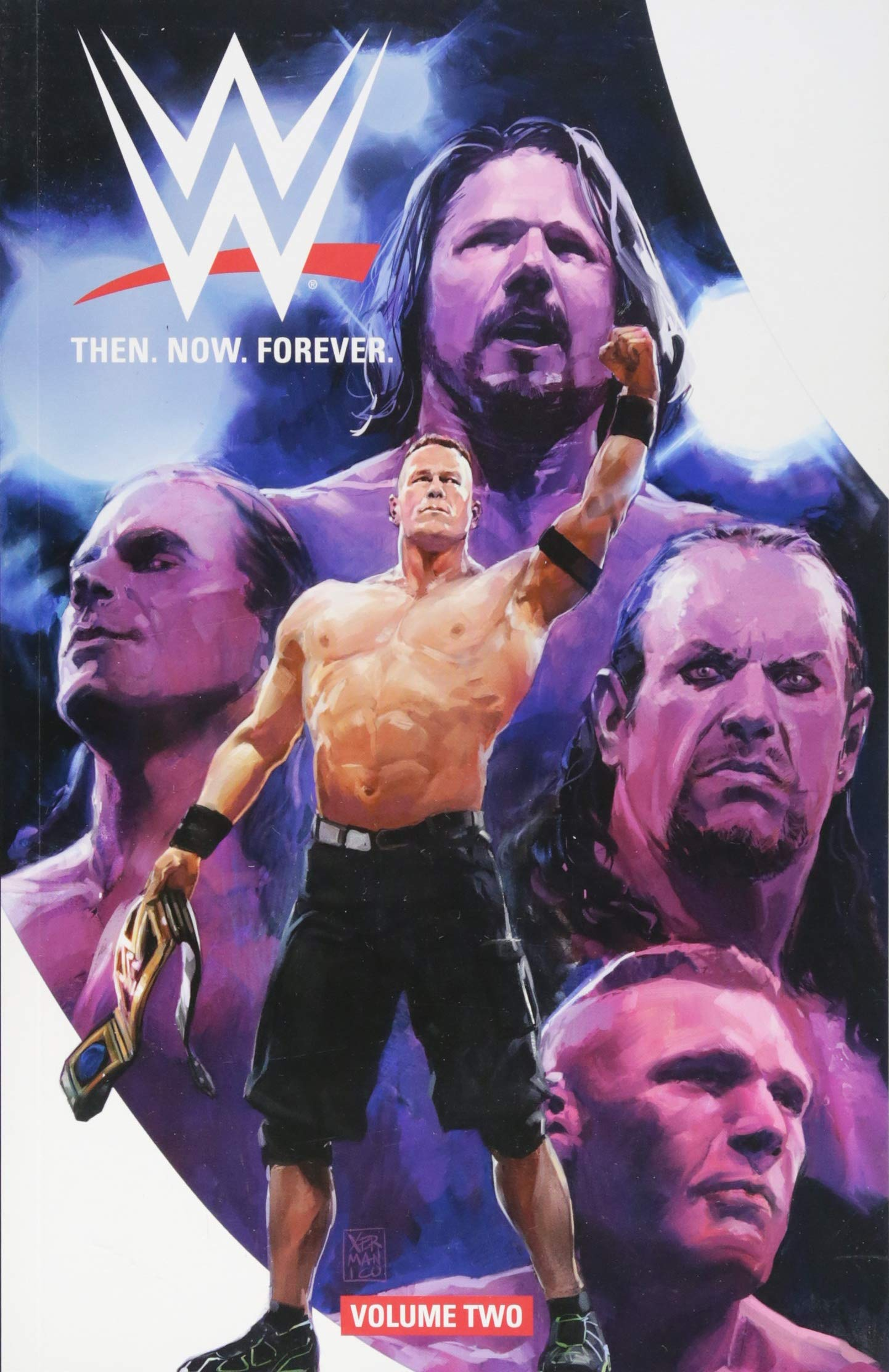 WWE 3 Then Now Forever Vol
