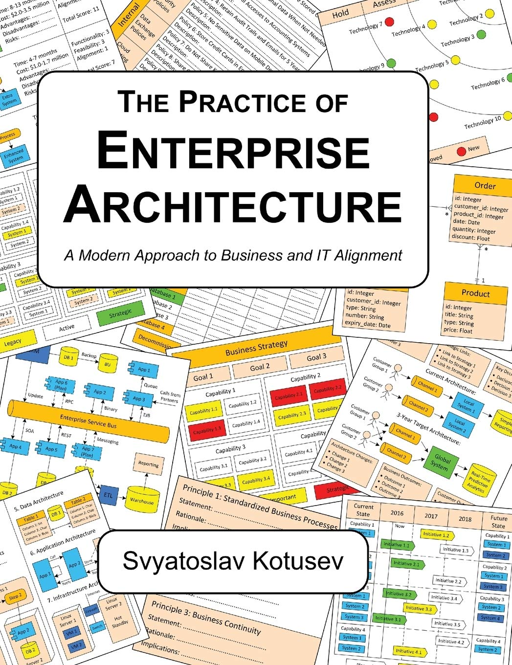 Amazon Com The Practice Of Enterprise Architecture A Modern Approach To Business And It Alignment 9780648309833 Kotusev Svyatoslav Books