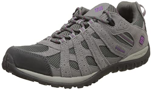 1416b9b35fb98 Columbia Redmond Waterproof - Zapatos de senderismo mujer  Amazon.es   Zapatos y complementos