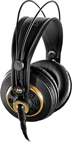AKG Pro Audio K240 STUDIO Over-Ear, Semi-Open