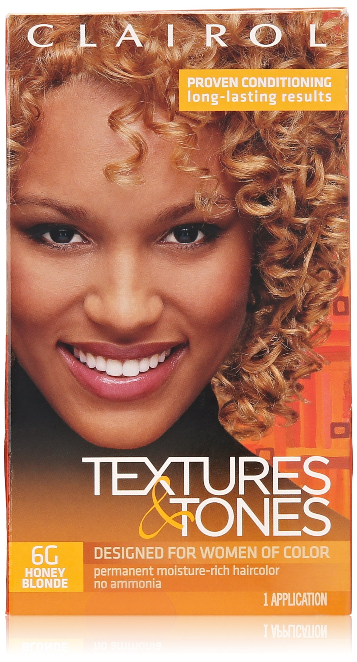 Textures And Tones Lightest Blonde On Natural Hair