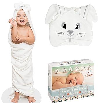 Hooded Baby Towel Soft Coral Fleece Animal Bath Blankets Girls Boys Washcloth