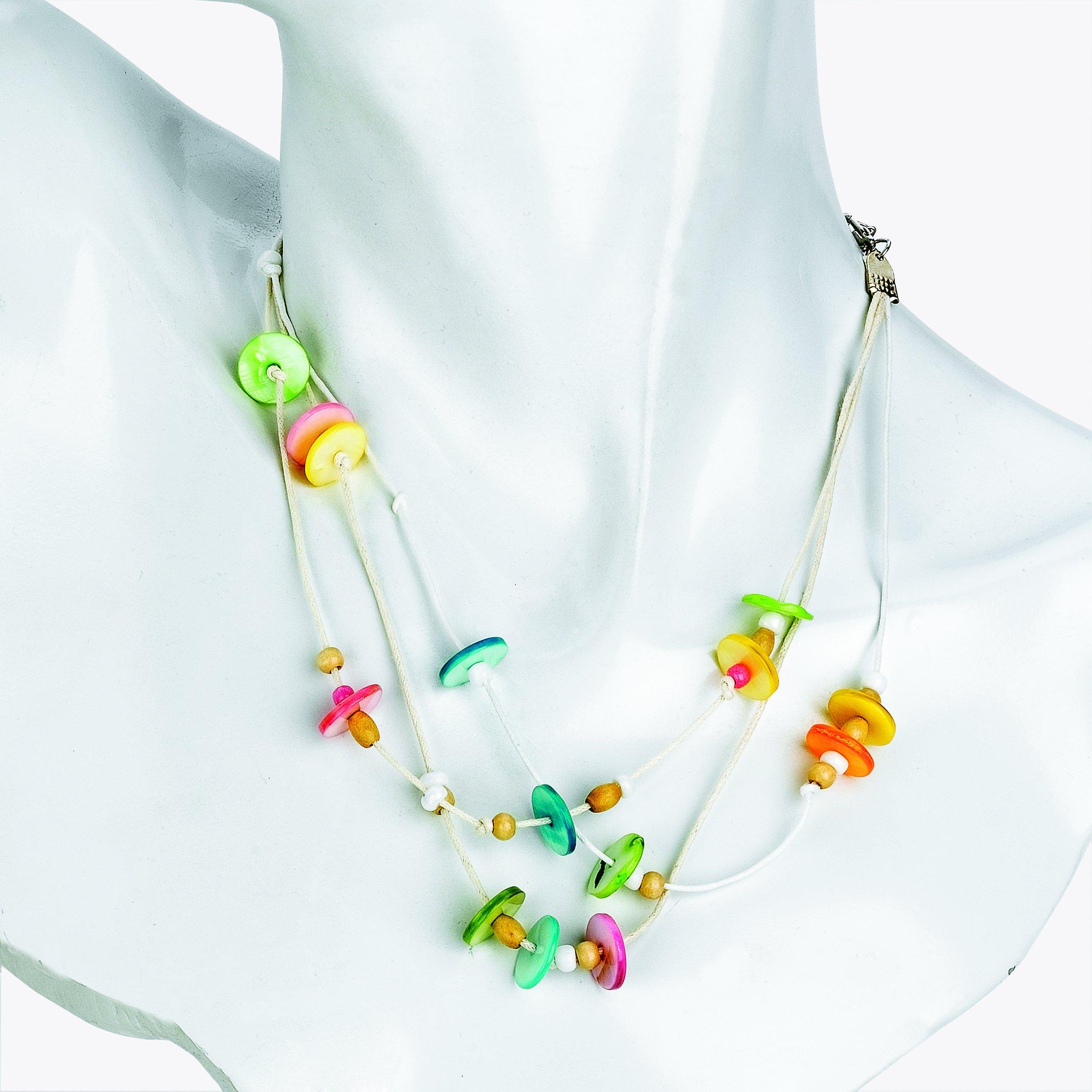 Surfer Girl Beach Beads