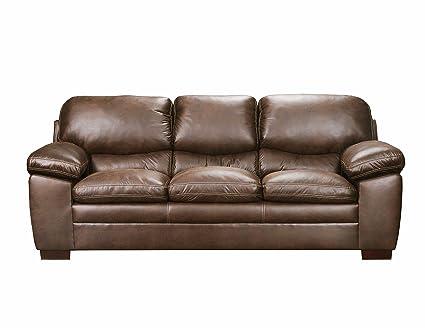 Genial Simmons Upholstery 8073 03 Shiloh Sable Sofa