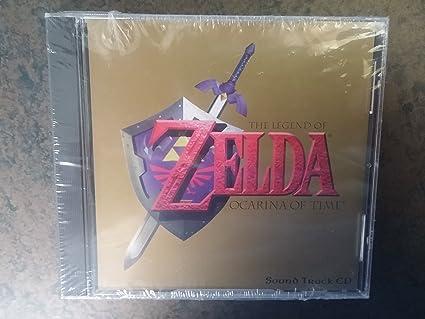 The Legend of Zelda: Ocarina of Time - Sound Track