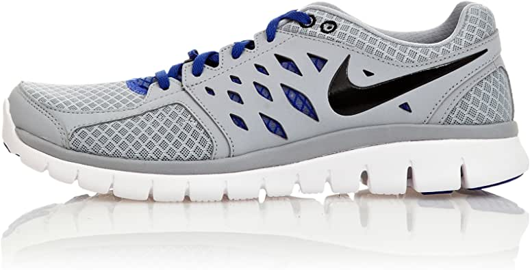 Nike Flex 2013 Run Zapatillas Running para Correr Gris Azul para ...