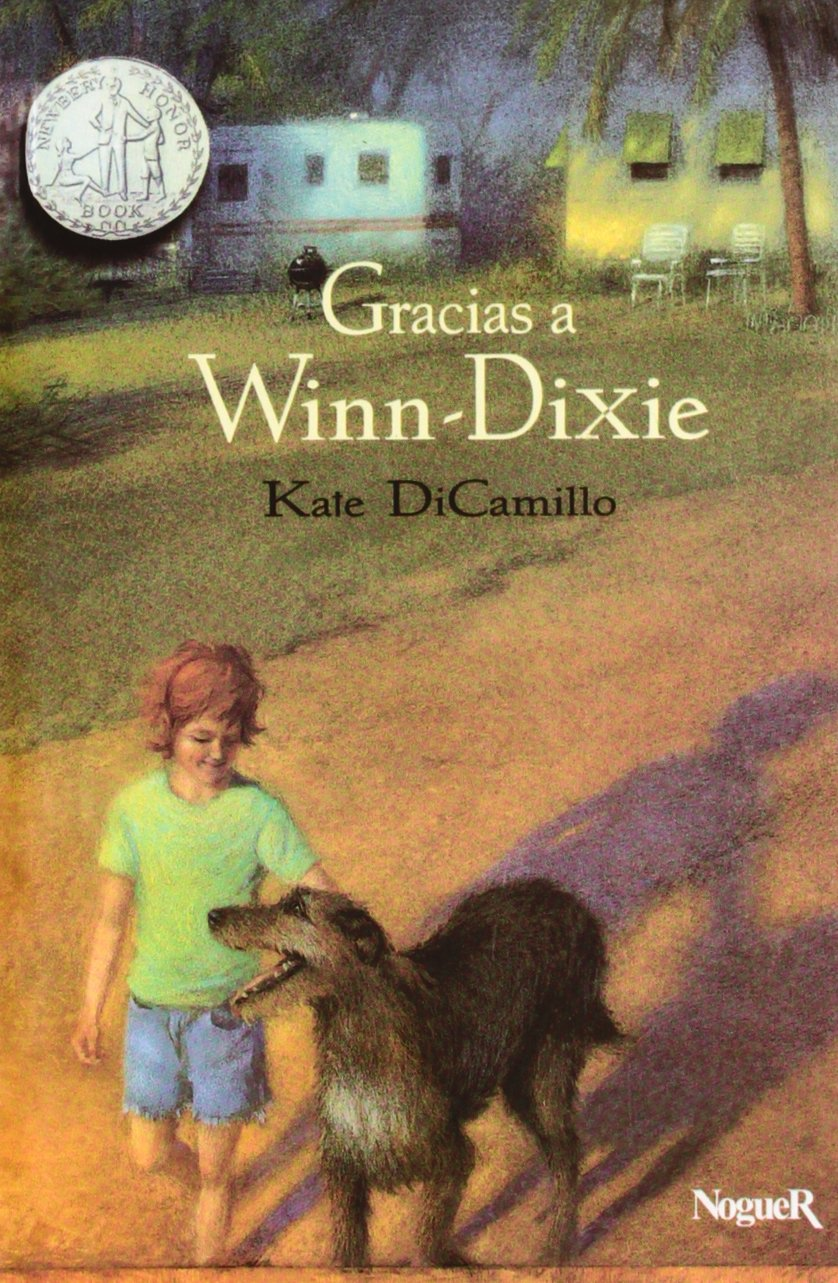 Gracias a Winn-dixie / Because of Winn-Dixie (Spanish Edition) pdf