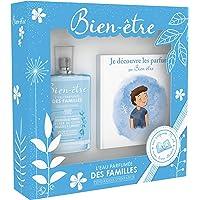 bien-être Coffret Eau Parfumée des Familles Tendresse d'Enfance Eau de Cologne Spray 75 ml + Livre Illustré