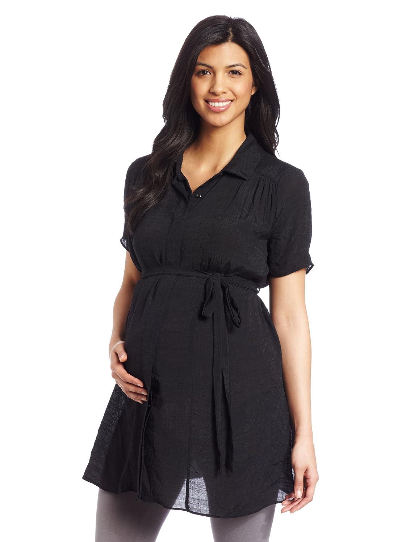 Maternal America Women's Maternity Shirt Tunic T5472