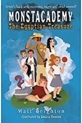 The Egyptian Treasure: Dyslexia Adapted Edition (Monstacademy Dyslexia Adapted Book 2) Kindle Edition