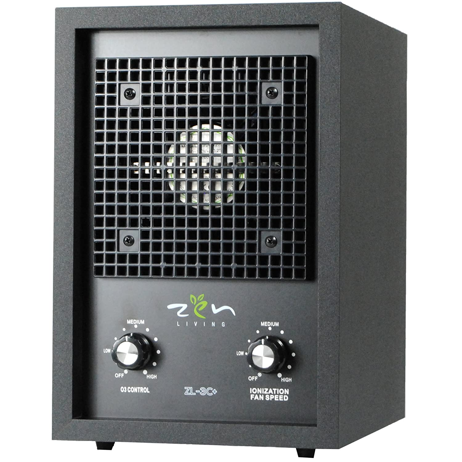 5. Zen Living ZL-3C+ Ionic Air Purifier For Smokers