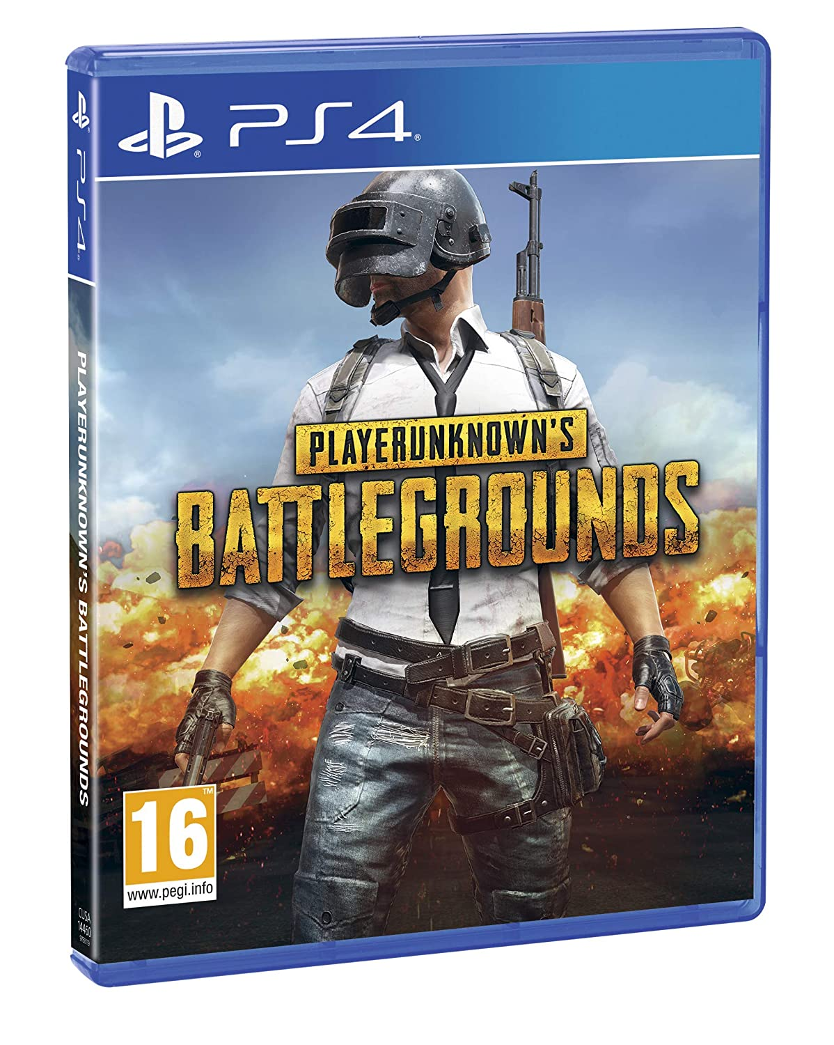 Buy Pubg Playerunknown S Battlegrounds Ps4 Playstation Plus Required Online At Low Prices In India Bluehole Inc Siee Video Games Amazon In