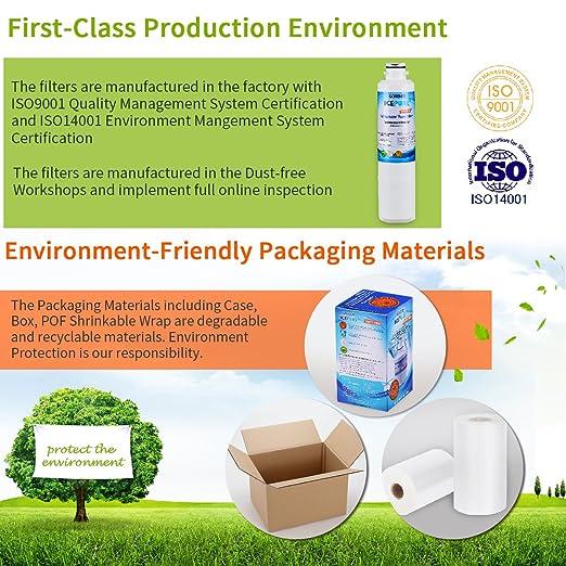 amazoncom icepure water filter with samsung kitchen u0026 dining - Da2900020b