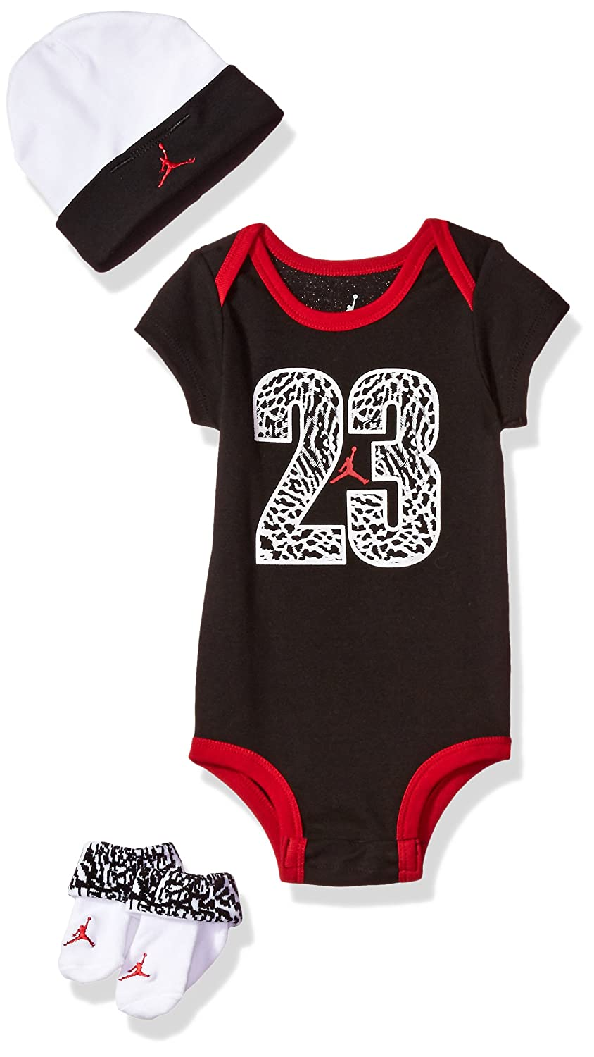 221b081e2b5b55 Amazon.com  Jordan Baby 3-Piece Set  Clothing