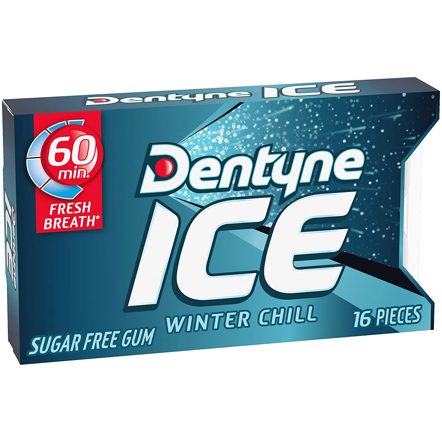 De Dentyne, chicle de 80 unidades (paquete de 4): Amazon.com ...