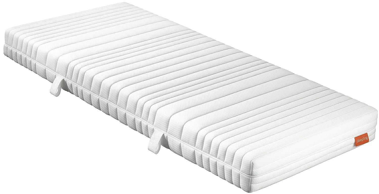 Sleepling Sleepling Sleepling 190142 Matratze Comfort 110 TFK Härtegrad 2,5 140 x 200 cm, Weiß 7c40a2